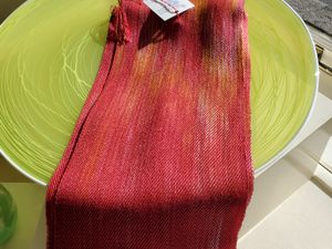 Assorted Painted Wrap Scarf