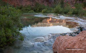 Circle of Reflections-Havasupai Canyon
