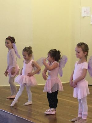 Dancing in the Magical Garden - Pre-Ballet 5 & 6 Year Old