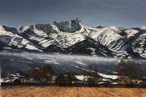Elkhorn Peak Giclee #7