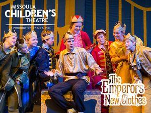 Missoula Children's Theatre - The Emperor's New Clothes