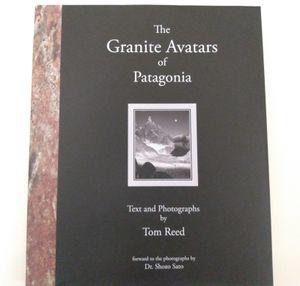 Granite Avatar of Patagonia - Book