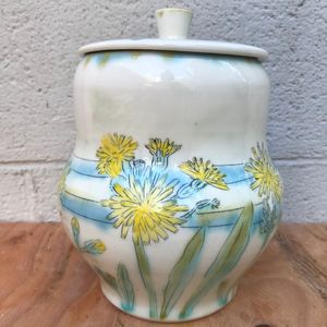 Meadow Hawkweed Jar