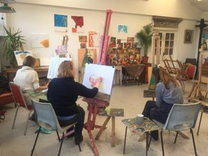 Open Painting and Drawing Studio