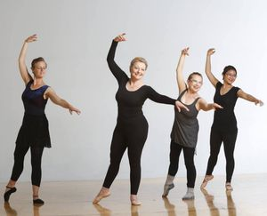 Improved Freedom of Movement - Beg/Int Adult Ballet