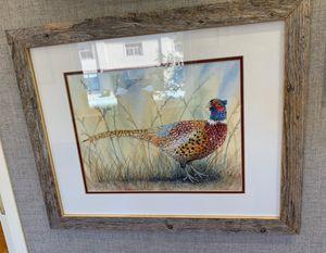 Prairie Daydreams-2021 Annual Open Regional Oustanding Realistic Watercolor Winner