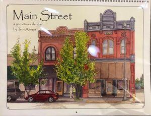 Perpetual Calendar Main St.