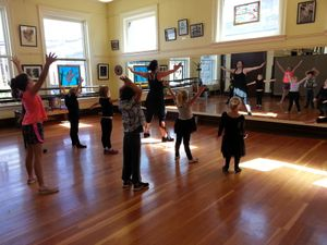 Ms. Amy's Dance Class                7-10 Year Olds