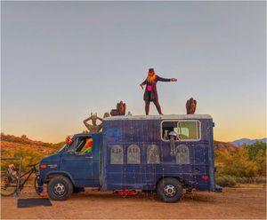 What Happens in the Desert