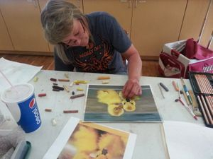 Learn to Love Watercolor and Pastels