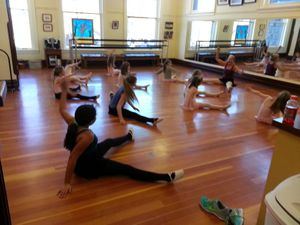 Beginning Classical Ballet 2 For Ages 6-11 with Prior Classical Ballet Dance Experience