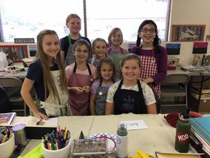 A Place to Create Art Camp For Kids