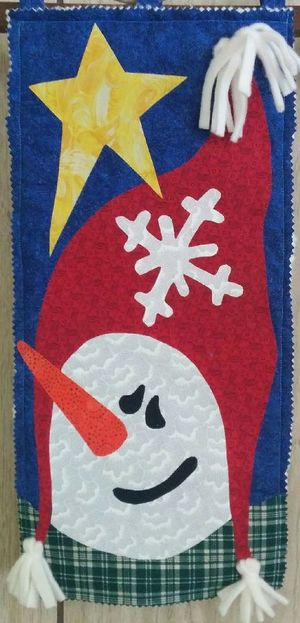 NO-SEW BANNERS AND WALL HANGINGS