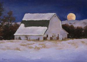 Pale Winter Moon