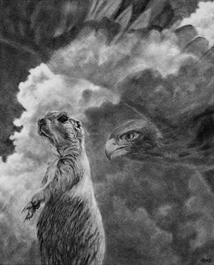 When Prairie Dogs Dream I