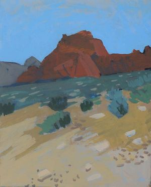 Valley of Fire Cliff