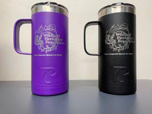 RTIC 16 oz. travel mug