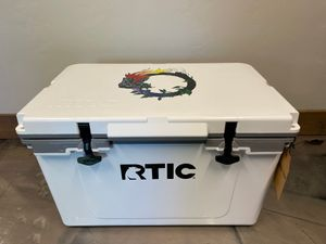 WFF Cooler - (Includes cost of FedEx Ground shipping in the price)