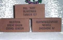 Brick Order to be Placed at the Monument