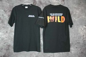 Why Be Structured TShirt