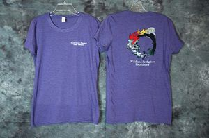 Women's Foundation TShirt Purple