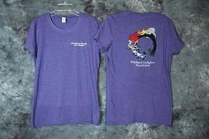Women's Foundation TShirt Purple