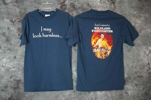 I May Look Harmless TShirt