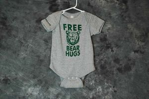 Infant Onesie - Free Bear Hugs