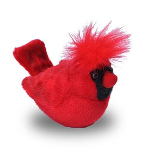 Plush Birds with Authentic Bird Calls