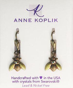 Anne Koplik Bee Earring