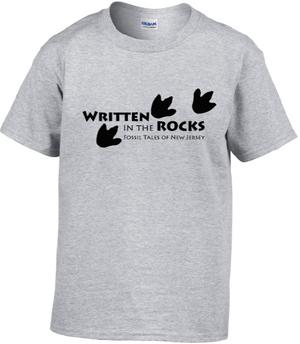Written in the Rocks cotton tee shirt Youth S-XL