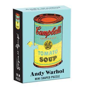 Warhol Shaped Mini Puzzle