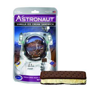 Astronaut Freeze Dried Ice Cream Sandwich - Vanilla