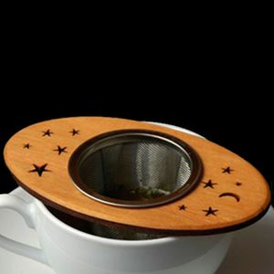 MoonSpoon® Cherry Wood Tea Nest