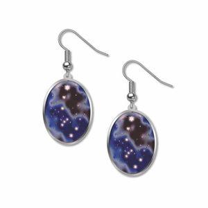 David Howell North Star Earrings