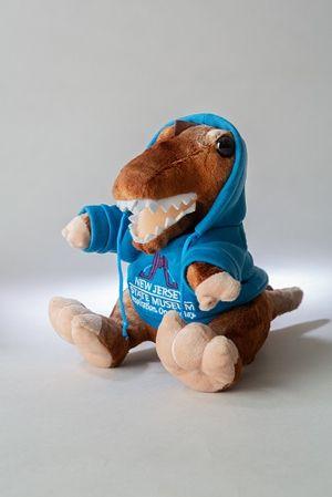 New Jersey State Museum Plush Dino