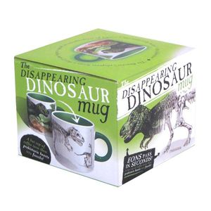 Disappearing Dino color change Mug