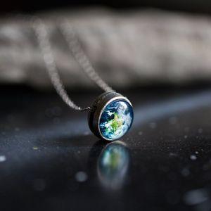 Yūgen Earth Slide Pendant