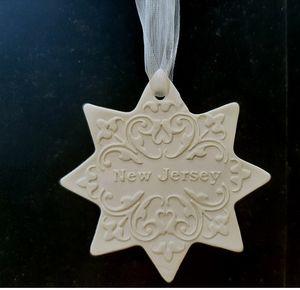 New Jersey Porcelain Star