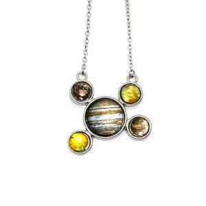 Yūgen Galilean Moon Jupiter Pendant
