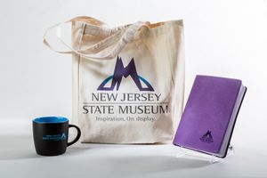 New Jersey State Museum Tote