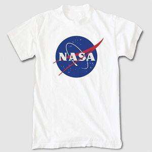 NASA Emblem cotton tee shirt Adult