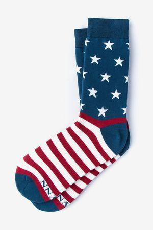 Stars and Stripes Women's Socks