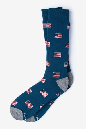 Stars and Stripes Men's Socks