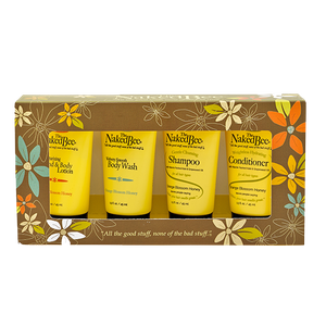 The Naked Bee Travel Collection