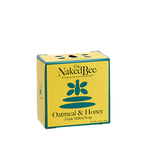 The Naked Bee Bar Soap