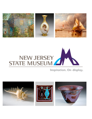 New Jersey State Museum Notecard Set