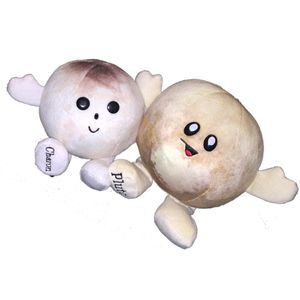 Plush Buddy Pluto and Charon SOLD OUT