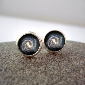 Yūgen  Milky Way Stud Earring