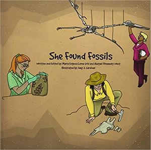 She Found Fossils